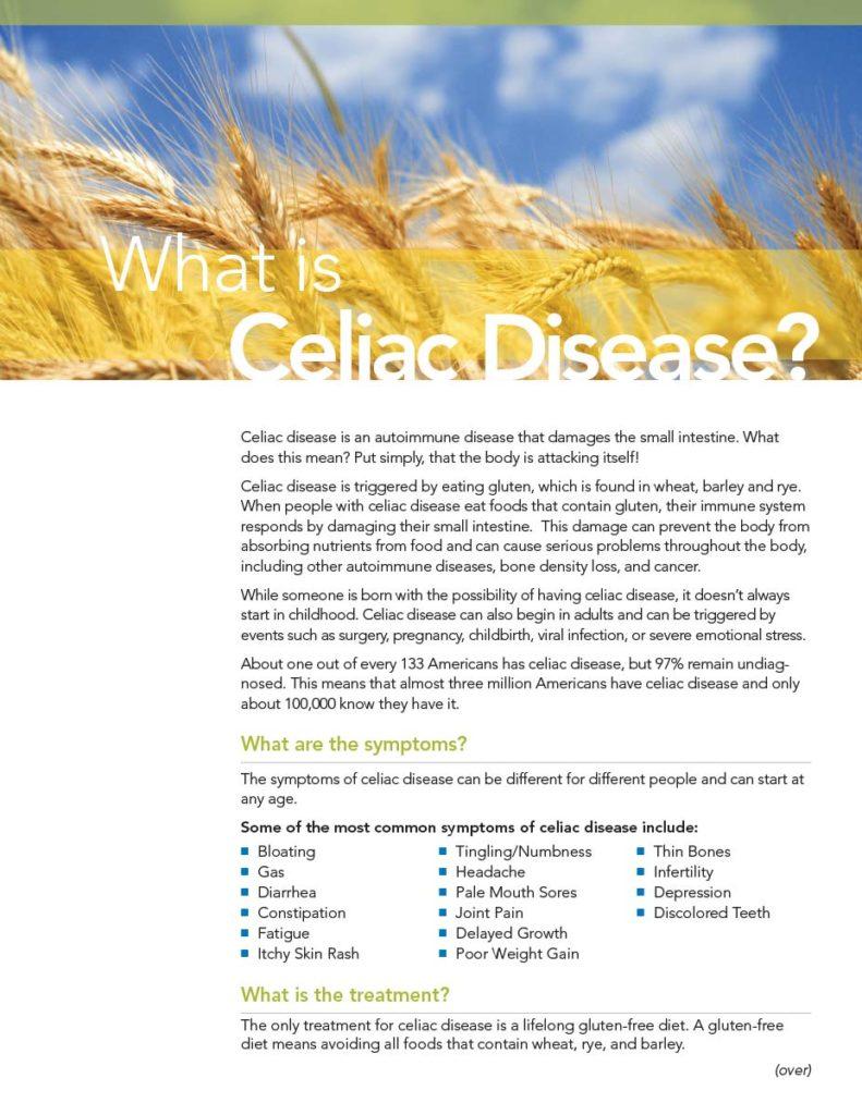 ASHP Celiac Flyer