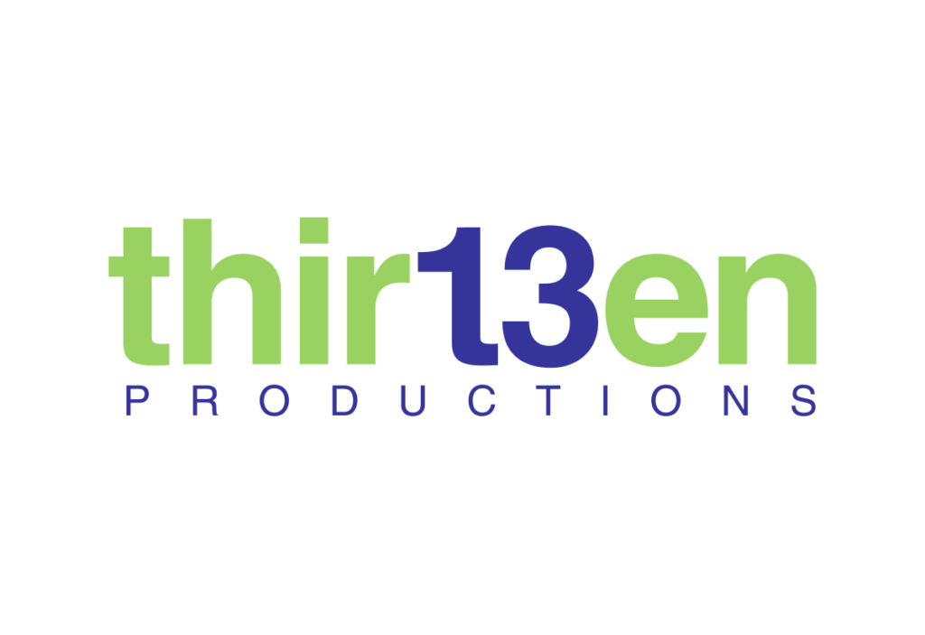 Thirteen Productions logo